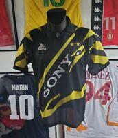 Maillot jersey maglia camiseta shirt juventus 1995 1996 95/96 Italie sony third