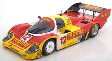 Minichamps Porsche 956K 1000 km Mugello 1983 #12 in 1/18 Scale LE 504 New!