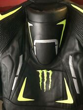 New Motorbike Racing Leather Monster Jacket Motorcycle 2019