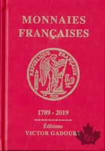 Argus des Monnaies 2019 Gadoury  -