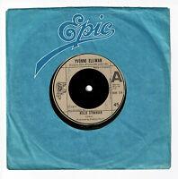 """Yvonne ELLIMAN Vinyl 45T 7"""" SP GOOD SIGN - HELLO STRANGER - RSO 2090236"""