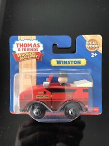Thomas and Friends Wooden Railway WINSTON Brand New