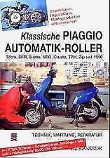 Klassische Piaggio-Automatik-Roller (OVP) von Hans Jürgen Schneider