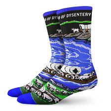 Men's 90s Socks | Retro Oregon Trail Cool Socks | Size Nike Stance Socks (9-13)