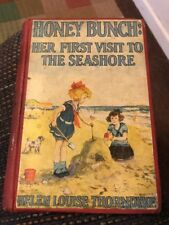 Honey Bunch Her First Visit To The Seashore 1924