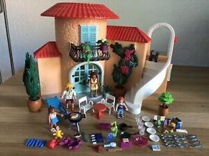 Playmobil 9420 Sonnige Ferienvilla Urlaub Haus