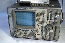 HP 1742A Zweikanal Oszilloskop, 100MHz, mit Multimeteraufsatz
