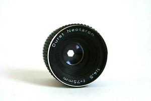 75mm f/4.5 Rodenstock Enlarger Lens