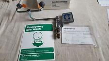 Watersaver Faucet Company Emergency Eyewash EW806 Right Hand Brand New Deck
