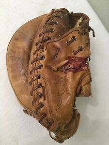 Rawlings Vintage Rl 12 John Romano Speedthrow Catchers Glove