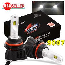 2X 9007 HB5 LED Headlight Kit 160W 6000K 1600LM High Low Beam Bulbs HID White