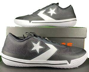 Converse All Star Pro BB Ox Basketball Sneaker Black White 167291C