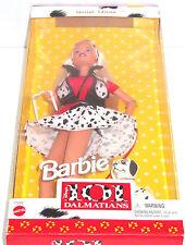Disney 101 Dalmatians Barbie Doll 1997 Special Edition Nrfb 17248