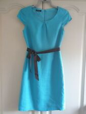 Precis petite dress size 10 100% Linen , wedding , occasion