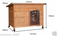 Brand New Skiiddii X-Large Dog Kennel, Dog House, Wooden House Timber Log Cabin