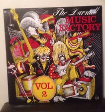 The Darnall Music Factory - VA's - VINYL LP