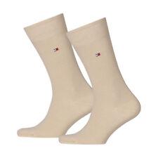 6 Paar Tommy Hilfiger Socken Classic 43-46 beige