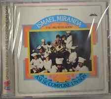 Ismael Miranda Asi Se Compone un Son CD NEW! Rare! FANIA Free Shipping!