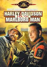 HARLEY DAVIDSON AND THE MARLBORO MAN (DVD, 2001) - NEW RARE DVD