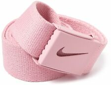 NIKE WEB Tech Essentials Golf Belt - Perfect Pink