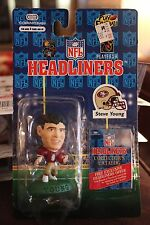 1996 STEVE YOUNG Headliners figure - San Francisco 49ers