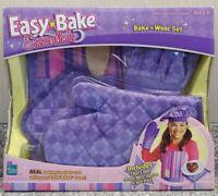 *Brand New* Easy Bake Essentials Bake Wear Set Hasbro 2006 #6560840100