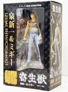 Medicos Parasyte Izumi Shinichi & Migi Super Action Statue Figure