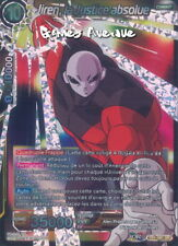 Dragon Ball Super Card Game ! Jiren, la Justice Absolue TB1-081 VF/SR