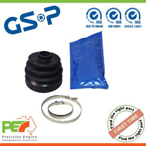 New * GSP * CV Boot Kit For HOLDEN APOLLO JM JP 4 CYL. ABS Manual & Automatic