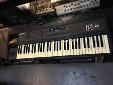 Ensoniq EPS 16 PLUS /SCSI/MAX Memory/Flash  KEYBOARD SAMPLER /61 key //ARMENS.