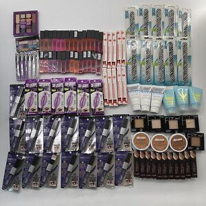 Health & Beauty Lot Mascara Foundation Lip Color Eyeshadow Maybelline Covergirl