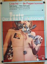 PARTYPHOTOGRAPH (B)(Kinoplakat / Filmplakat '68) - ROLF ZACHER