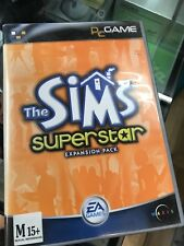 The Sims: Superstar PC expansion pack