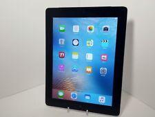 Apple iPad 3rd Gen. 64GB, Wi-Fi + Cellular (Verizon), 9.7in - Black Clean ESN