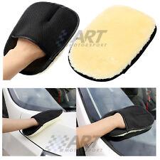 Guante muy suave para limpieza de coche enjabone sin dañar la carrocería