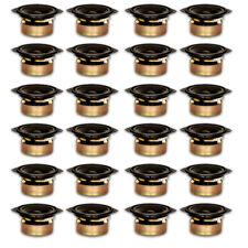 """24 Goldwood Sound Gw-204/4S Shielded 4"""" Woofers 70 Watts each 4ohm Speakers"""