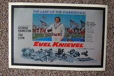 Evel Knievel Lobby Card Movie Poster