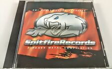 Spitfire Records A Heavy Metal Compilation CD EMI DIO Eric Carr Union Crowbar