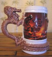 PIRATES OF THE CARIBBEAN COLLECTIBLE BEER STEIN (B5)