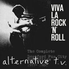 ALTERNATIVE TV - VIVA LA ROCK 'N' ROLL: THE COMPLETE DEPTFORD FUN CITY RECORDING