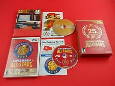 Super Mario All-Stars Limited Edition [w/ Box & Inserts] (Nintendo Wii) Tested