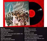 LP Barbra Streisand....and other musical instruments (Columbia PC 32655) US 1973