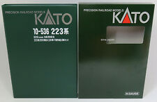 Като 10-536 серии 223-2000 син-kaisoku эта модель 8-Car набор модели поездов