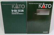 KATO 10-536 Series 223-2000 Shin-Kaisoku Second Model 8-Car Set Model Train