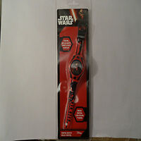 STAR WARS Force Awakens DIGITAL SPORTS WATCH Time Date Display Christmas Gift UK