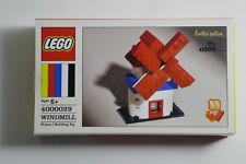Lego 60th Anniversary Limited Edition Windmill #4000029 RARE Numbered Box NEW