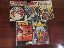 Avengers #19 - 60s 70s 80s 90s 00s Cassaday 50th Anniversary Variant Set 2013 NM