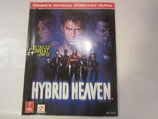 N64 Hybrid Heaven Prima's Official Strategy Guide Konami