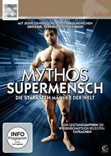 Mythos Supermensch - Die stärksten Männer der Welt (Parthenon / SKY VISION (OVP)