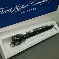 1957-1966 Ford Truck Polished Black Column Floor Shift F-100 4.7l windsor ranger